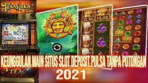Kelebihan Deposit Situs Slot Pulsa